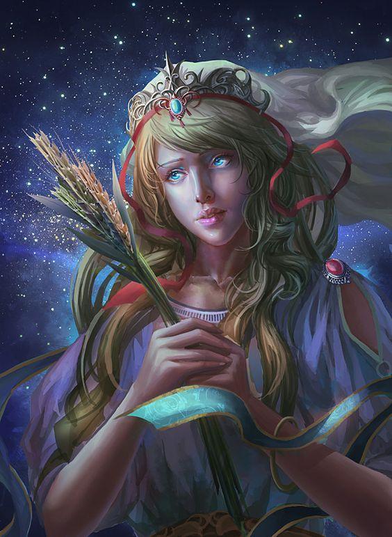 virgo-maiden